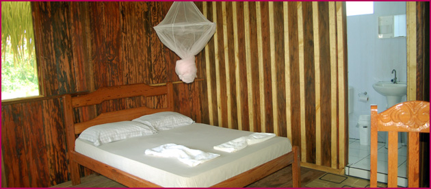 Amazonas Lodge hut typ B